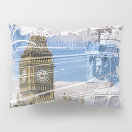 City Art WESTMINSTER Collage Pillow Sham