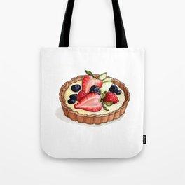 Desserts: Fruit Tart Tote Bag