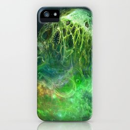 That Which Cannot Be Described iPhone Case