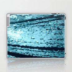Arctic Blue Laptop & iPad Skin