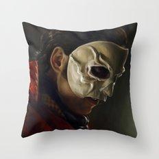 The Phantom of the Opera Throw Pillow