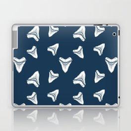 Sharks Tooth Pattern Laptop & iPad Skin