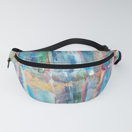 Sweet Sugarcane with Gold Fanny Pack