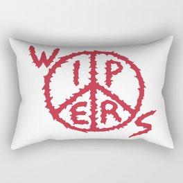 Wipers Punk Band Rectangular Pillow