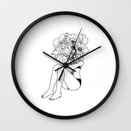 Love Myself Wall Clock
