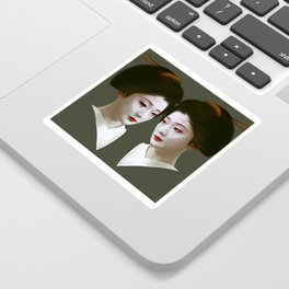 Geiko Sticker