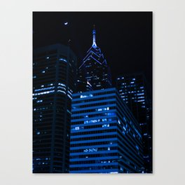 City of Brotherly Love Canvas Print
