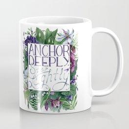 Anchor Deeply Coffee Mug