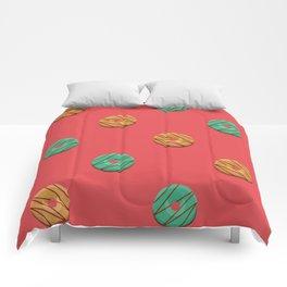 PB + Mint Comforters