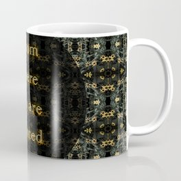 Bloom Where You Are Planted, Flower Child Coffee Mug