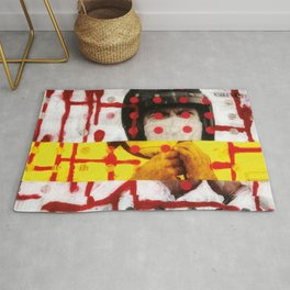 Rory the Racer Rug