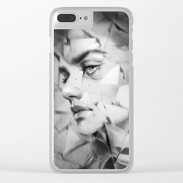 A different kind Clear iPhone Case