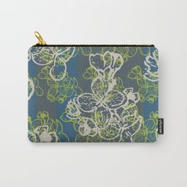 Night Flowers Carry-All Pouch