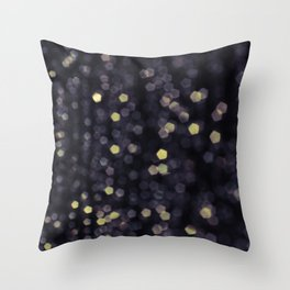 Sparkles Throw Pillow