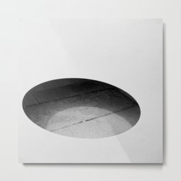 The hole Metal Print