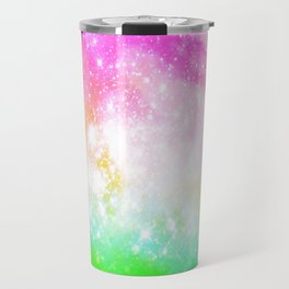 Fun and Bright Space Travel Mug