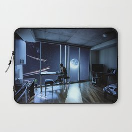 And then I sat quietly and watched them coming Laptop Sleeve