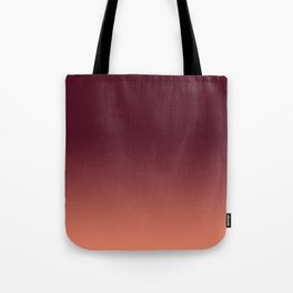 Maroon to Blush Tote Bag