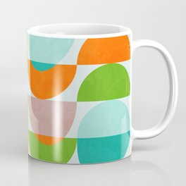 shapes abstract III Coffee Mug