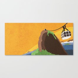 There's something about Rio Canvas Print