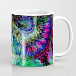 Funky skull ii Coffee Mug