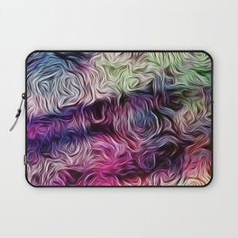 Fusion Of Pastel Laptop Sleeve