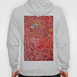 Crimson Tapestry Hoody