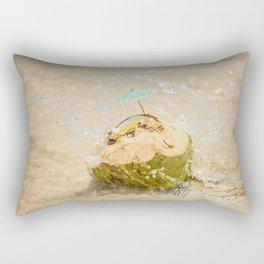 Coconut Dreams Rectangular Pillow