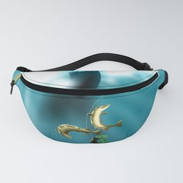 Mischievous Pikes Fanny Pack