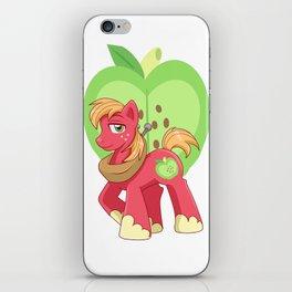 Big Mac Cutie Mark Charm iPhone Skin
