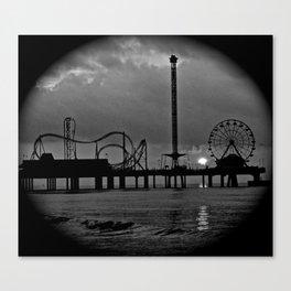 Pier-o-Scope Canvas Print