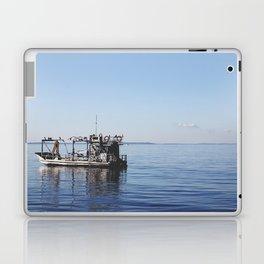 The Fisherman. Laptop & iPad Skin
