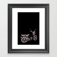Macchina No.03 Framed Art Print