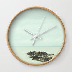 Rocks Wall Clock