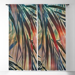 Tropical Sunset Blackout Curtain