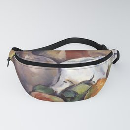 """Paul Cezanne """"Pitcher and Plate of Pears"""" Fanny Pack"""
