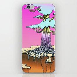 Acid Tree iPhone Skin