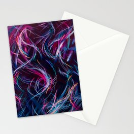 Forever Free Falling Stationery Cards