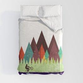 MTB retro Trails Comforters
