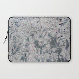 Marble blood Laptop Sleeve