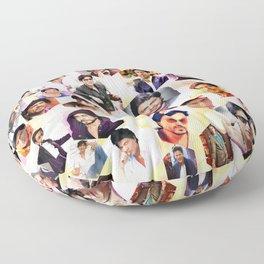 Shahrukh Khan Pillowcase Floor Pillow