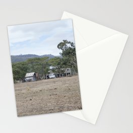 Old Farm House Stationery Cards