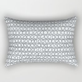 loops Rectangular Pillow