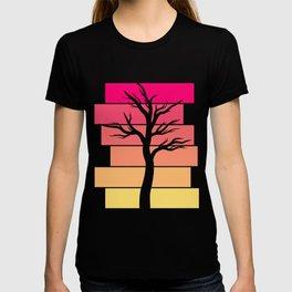 Tree Silhouette (Sunrise) T-shirt