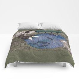 The Fish Pond Comforters