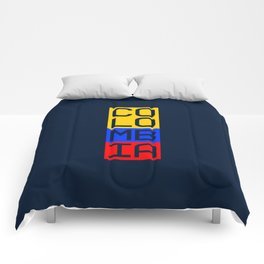 Colombia (World Cup 2018) Comforters