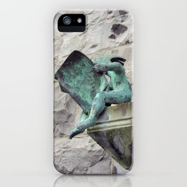 The Avid Reader iPhone Case