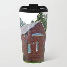 Gold Onion Dome Church Travel Mug