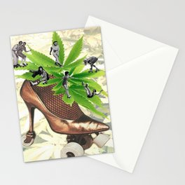 Juke Jam Stationery Cards