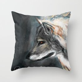 I'll let you go.... Throw Pillow